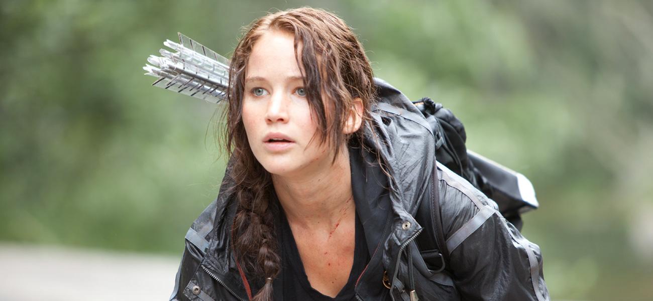 In foto Jennifer Lawrence (29 anni) Dall'articolo: Chi dirigerà il prossimo Hunger Games?.