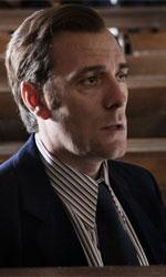 David di Donatello, tutte le nomination - In foto Valerio Mastandrea in una scena del film Romanzo di una strage. Il film di Marco Tullio Giordana ha ricevuto 16 nomination ai Premi David di Donatello.
