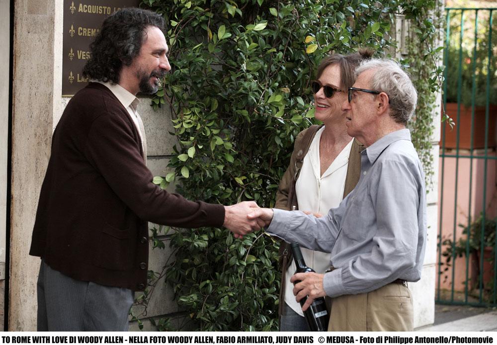 In foto Woody Allen (84 anni) Dall'articolo: To Rome With Love, quante sorprese nella Capitale!.