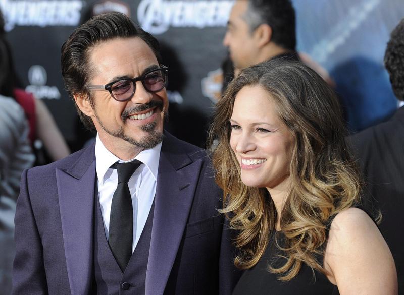 In foto Robert Downey Jr. (56 anni) Dall'articolo: The Avengers, la premiere ad Hollywood.