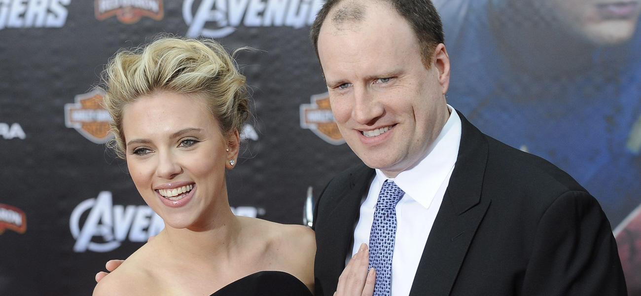 In foto Scarlett Johansson (37 anni) Dall'articolo: The Avengers, la premiere ad Hollywood.