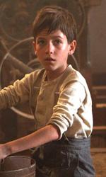 Il primo uomo, ogni bambino porta con sé l'uomo che sarà - Una scena del film Il primo uomo di Gianni Amelio.
