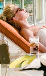 In foto Amber Heard (34 anni) Dall'articolo: The Rum Diary, cronache di una passione.