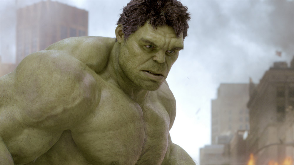In foto Mark Ruffalo (52 anni) Dall'articolo: The Avengers, i vendicatori sono arrivati.