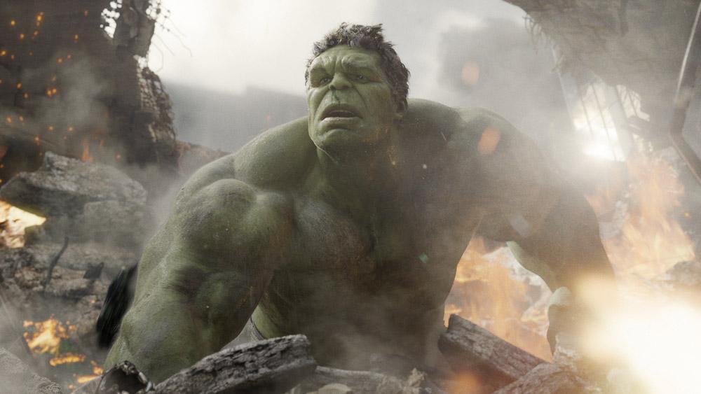 In foto Mark Ruffalo (51 anni) Dall'articolo: The Avengers, i vendicatori sono arrivati.