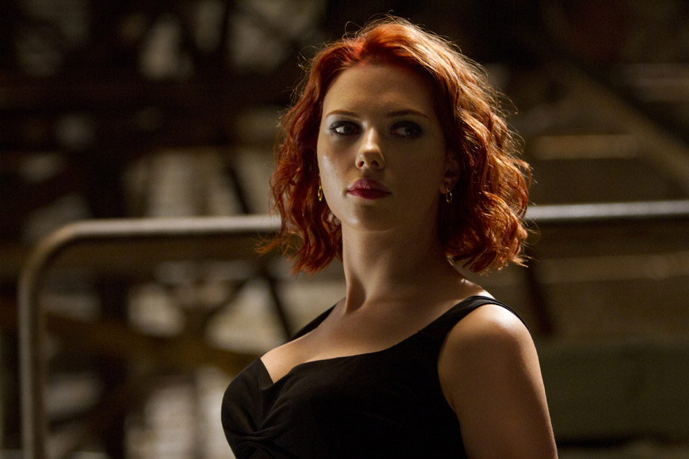 In foto Scarlett Johansson (37 anni) Dall'articolo: The Avengers, i vendicatori sono arrivati.