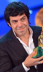 David di Donatello 2012, trionfano i fratelli Taviani - In foto un momento della cerimonia dei David di Donatello.