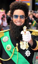 Il dittatore, la premiere è uno spettacolo - Una foto della premiere mondiale de Il dittatore.