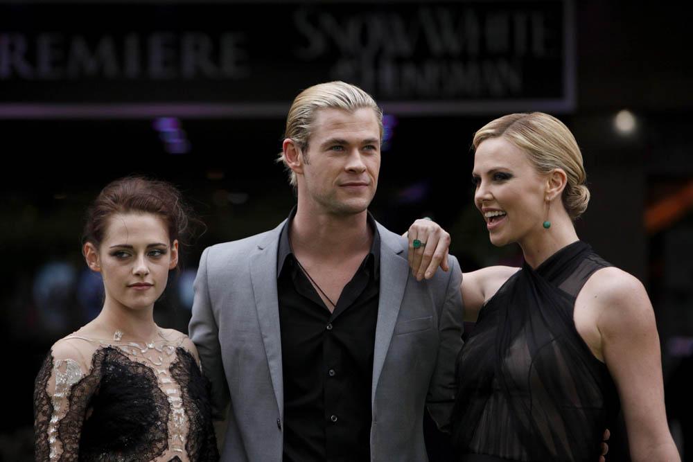 In foto Chris Hemsworth (36 anni) Dall'articolo: Biancaneve e il cacciatore, addestrata per uccidere.