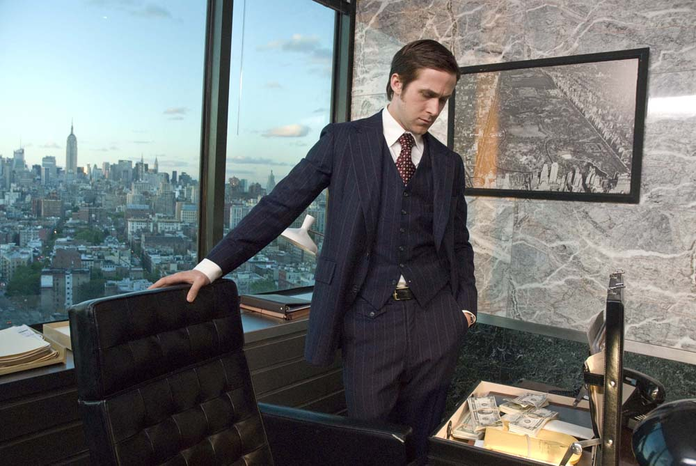 In foto Ryan Gosling (38 anni) Dall'articolo: Love & Secrets, desiderio, famiglia e delitto.