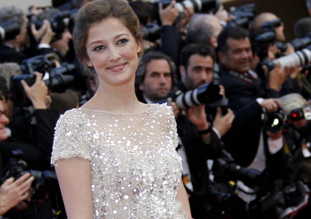 In foto Alexandra Maria Lara (43 anni) Dall'articolo: Cannes 65, Bertolucci on the road.