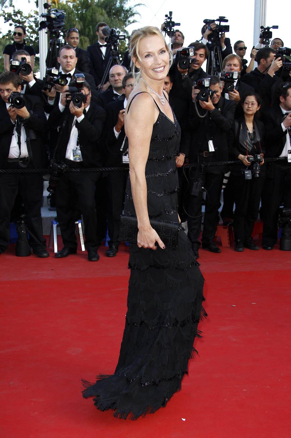 In foto Estelle Lefébure Dall'articolo: Cannes 65, Bertolucci on the road.