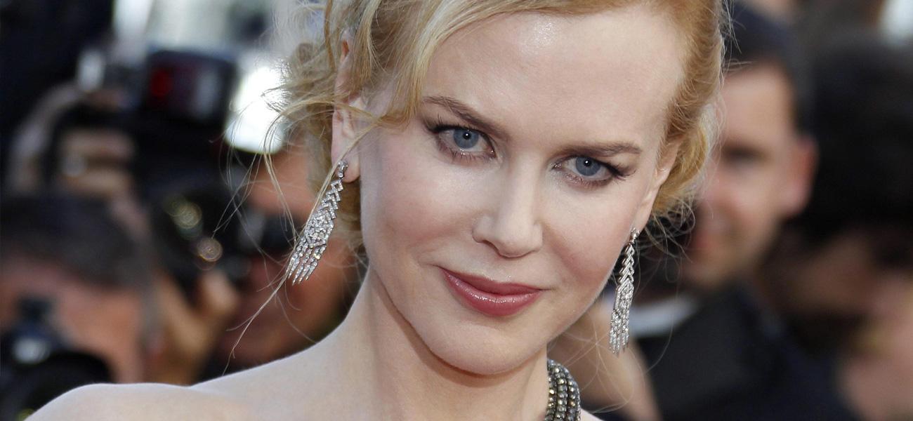 Cannes 65, Nicole Kidman pericolosamente scandalosa