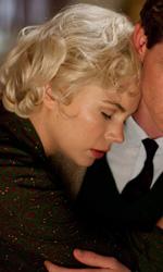 Marilyn, quella settimana di cui nessuno sapeva - In foto una scena del film Marilyn di Simon Curtis.