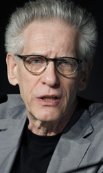 La politica degli autori: David Cronenberg - In foto il regista David Cronenberg.