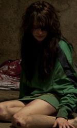 Paura 3D, le foto del film - Francesca Cuttica sul set del film Paura 3D dei Manetti Bros.