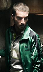 Paura 3D, le foto del film - Lorenzo Pedrotti in una scena del film Paura 3D dei Manetti Bros.