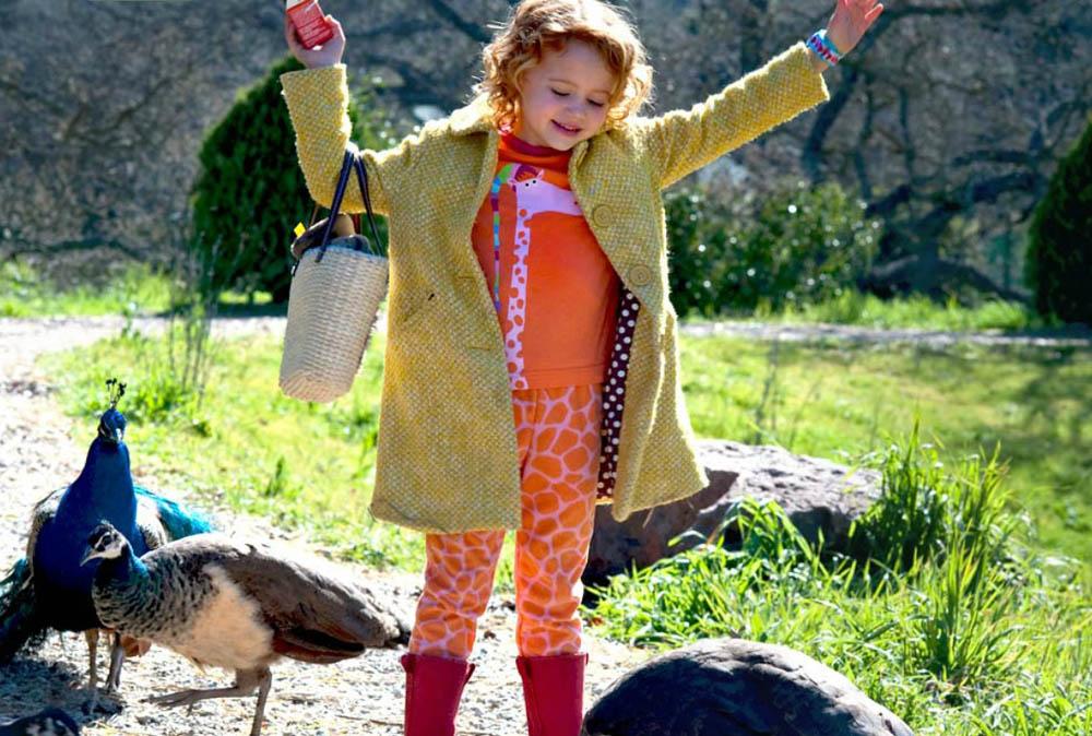 In foto Maggie Elizabeth Jones Dall'articolo: La mia vita è uno zoo, una fantastica avventura.