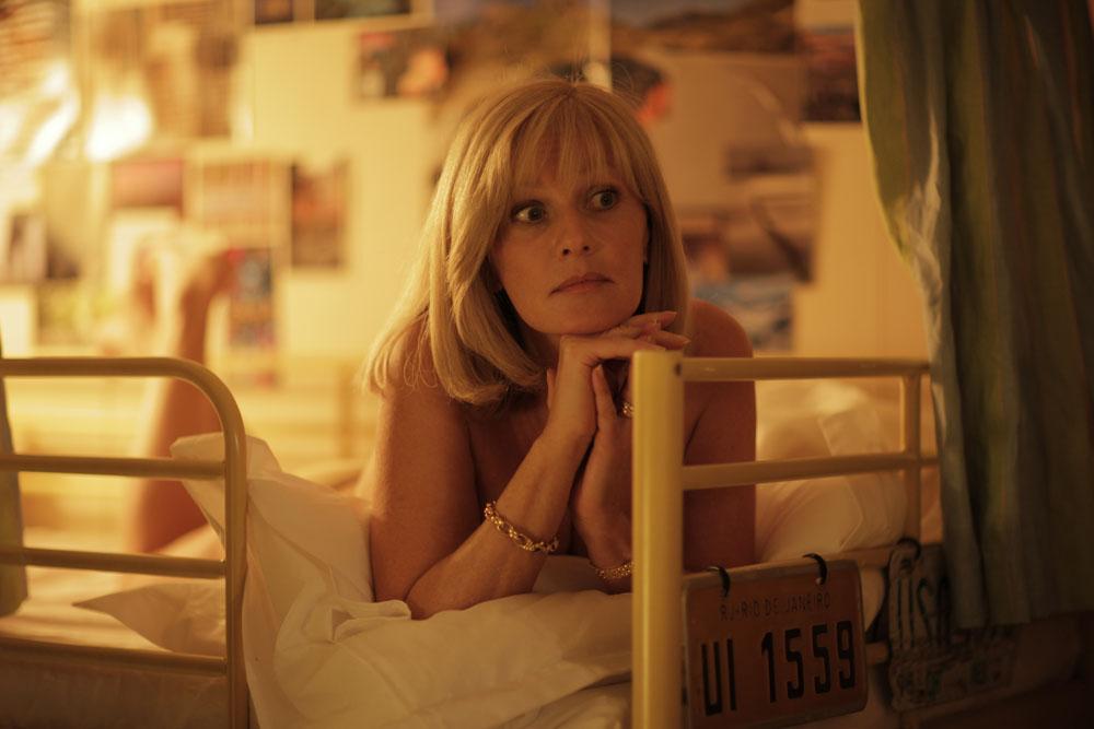 In foto Elisa Servier (63 anni) Dall'articolo: Benvenuto a bordo, le foto del film.