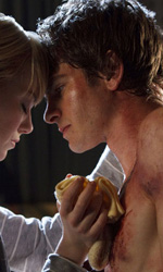 In foto Andrew Garfield (37 anni) Dall'articolo: The Amazing Spider-Man, le foto del film.