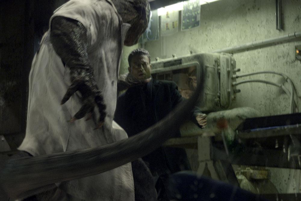 Una scena del film The Amazing Spider-Man di Marc Webb. -  Dall'articolo: The Amazing Spider-Man, le foto del film.