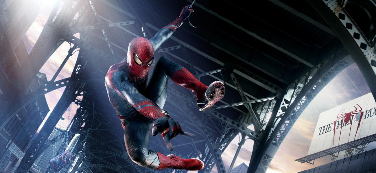 In foto Andrew Garfield (35 anni) Dall'articolo: The Amazing Spider-Man, le foto del film.