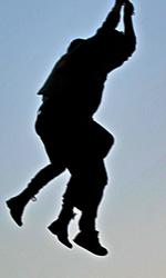 Freerunner, corri per sopravvivere - Una scena del film Freerunner di Lawrence Silverstein.