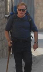 In foto Martin Sheen (78 anni) Dall'articolo: ONDA&FUORIONDA di Pino Farinotti.