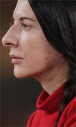 Marina Abramovic, l'artista è presente - In foto l'artista Marina Abramovic.