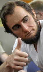 In foto Benjamin Walker (36 anni) Dall'articolo: Benjamin Walker, il cacciatore di vampiri.