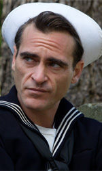 In foto Joaquin Phoenix (45 anni) Dall'articolo: Venezia 69, The Master confermato film a sorpresa.
