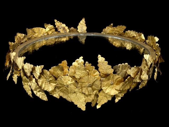 Oro puro,monili etruschi a Gerusalemme - MYmovies.it