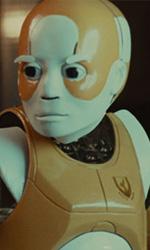 La fantascienza secondo Kike Maillo - Daniel Brühl in una scena del film Eva di Kike Maillo.