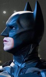 Il cavaliere oscuro - Il ritorno, l'estetica del sublime - In foto Christian Bale in una scena del film Il cavaliere oscuro - Il ritorno.