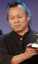 La politica degli autori: Kim Ki-duk - In foto Kim Ki-duk, durante il momento della premiazione.
