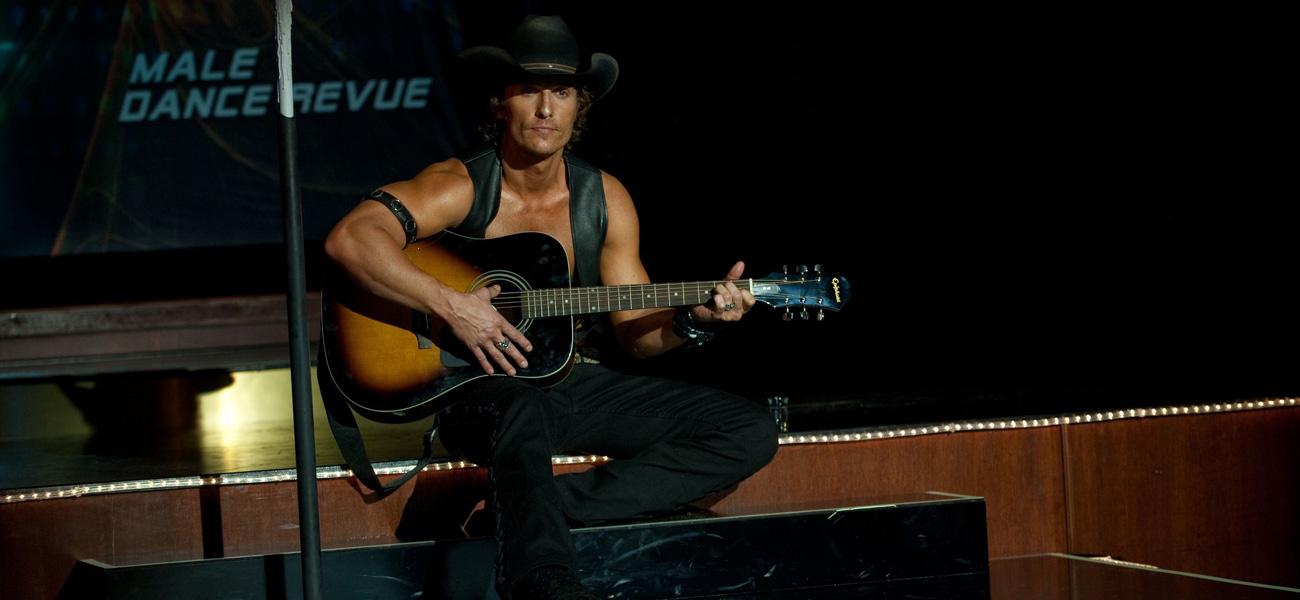 In foto Matthew McConaughey (50 anni) Dall'articolo: Il palco del desiderio.