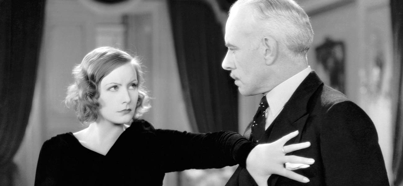 In foto Greta Garbo