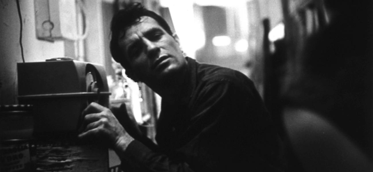 In foto Jack Kerouac, autore del romanzo da cui è tratto il fil di Walter Salles. -  Dall'articolo: ONDA&FUORIONDA di Pino Farinotti.