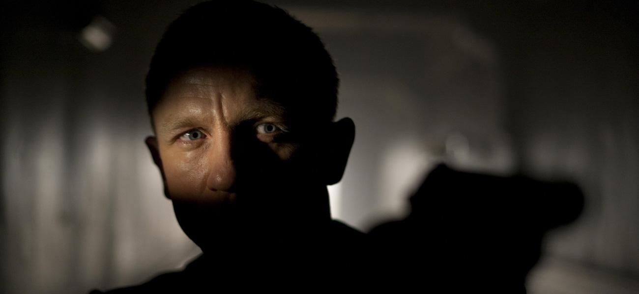 In foto Daniel Craig (53 anni) Dall'articolo: 1,8 milioni per Skyfall ieri in Italia.