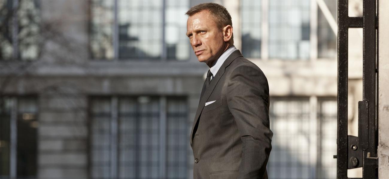 In foto Daniel Craig (52 anni) Dall'articolo: James Bond a Gotham City.