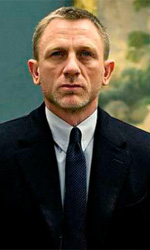 In foto Daniel Craig (52 anni) Dall'articolo: Skyfall sempre in testa in Italia.