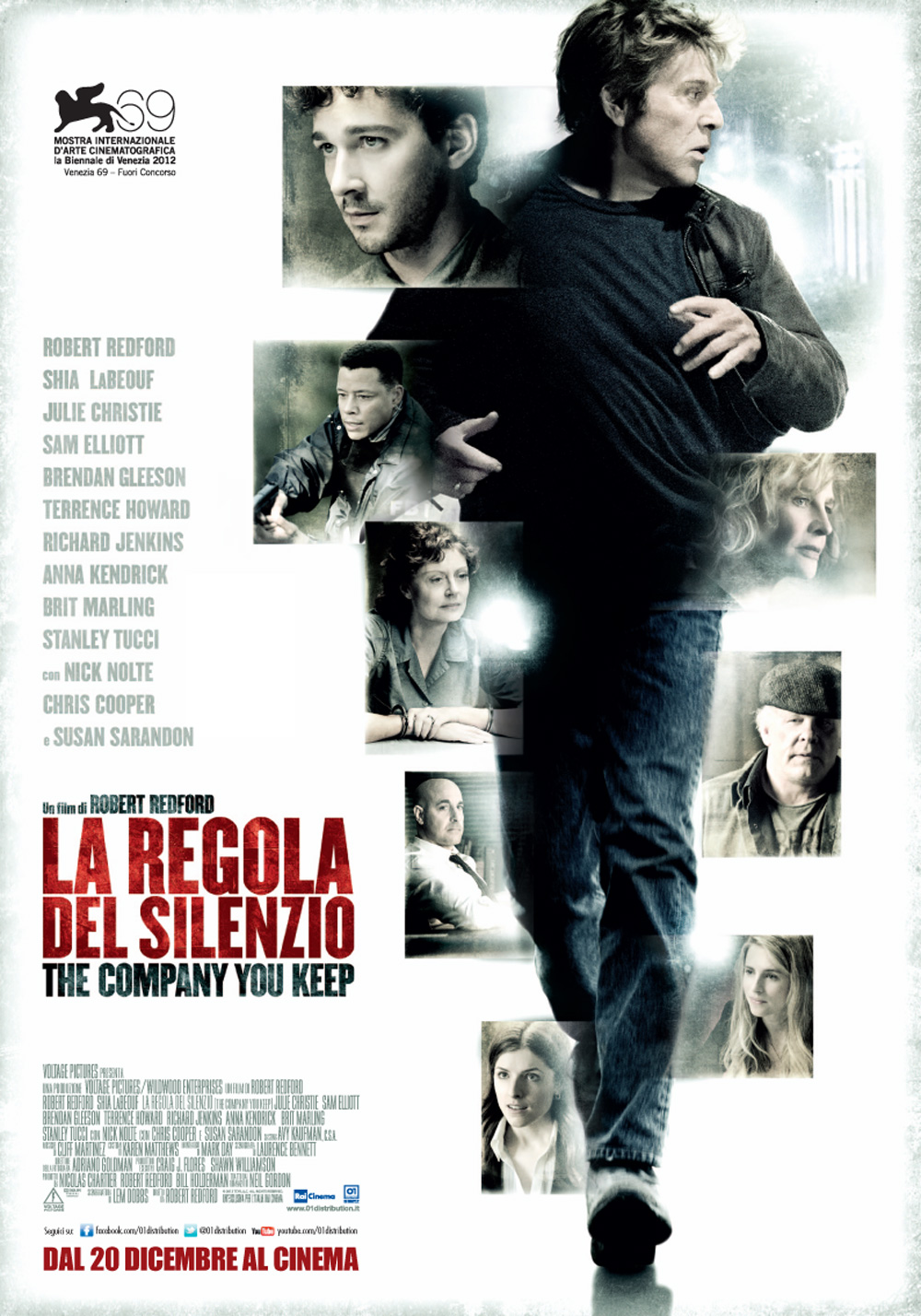 la regola del silenzio - the company you keep (2012) - mymovies.it