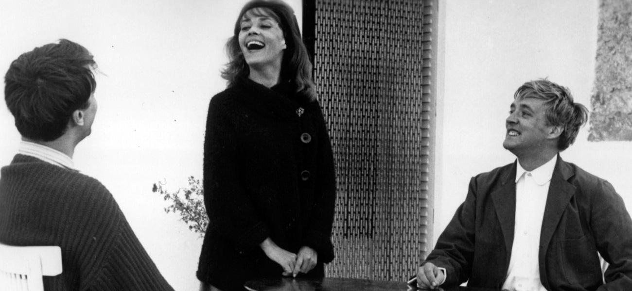 In foto Jeanne Moreau Dall'articolo: Jules e Jim festeggia cinquant'anni.