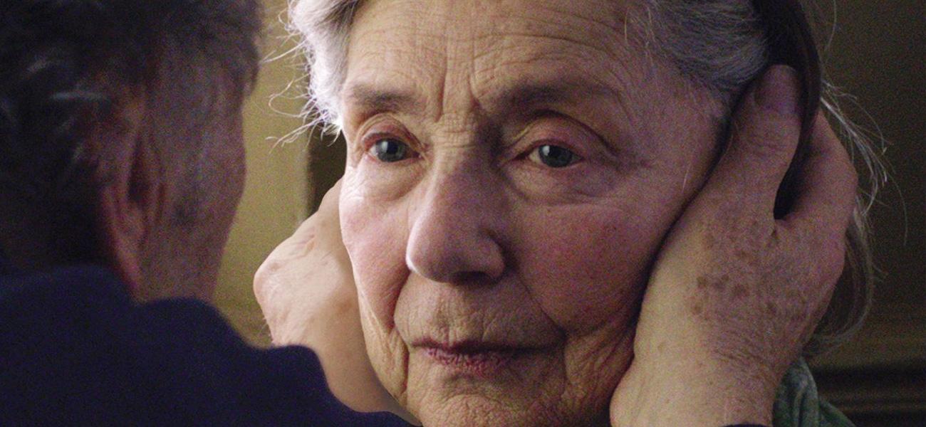 In foto Emmanuelle Riva Dall'articolo: Amour trionfa agli European Film Awards.