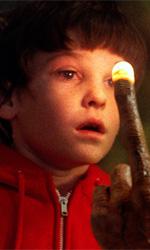 Il cinema in <em>movimento</em> - In foto una scena del film E.T. - L'extraterrestre di Steven Spielberg.