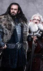 ONDA&FUORIONDA - Un'immagine della compagnia dei Nani del film Lo Hobbit - Un viaggio inaspettato.
