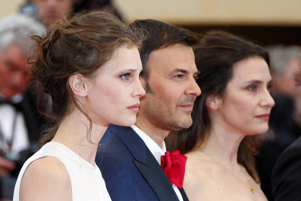 In foto Marine Vacth (28 anni) Dall'articolo: Cannes 66, arriva Valeria Golino.