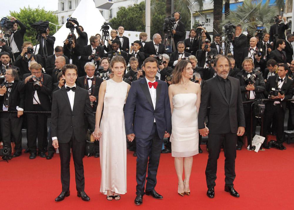 In foto François Ozon (52 anni) Dall'articolo: Cannes 66, arriva Valeria Golino.