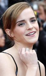 In foto Emma Watson (28 anni) Dall'articolo: Cannes 66, arriva Valeria Golino.