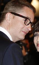 Cannes 66, il giorno di Payne e Kechiche - Nicolas Winding Refn e Kristin Scott Thomas.